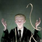 Malfoy, from 'Harry Potter and the Philosopher's Stone'