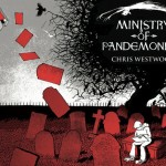 Cover for 'Ministry of Pandemonium'