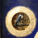 Tiny Bird from the 'Darwing Reliquary'