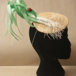 Spring Onion Straw Hat